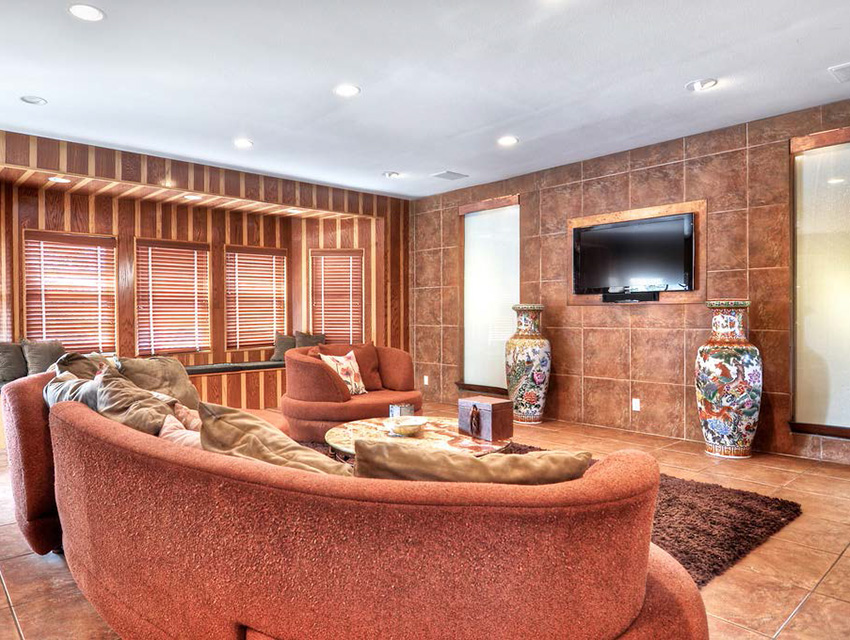 Professional Real Estate Staging Before