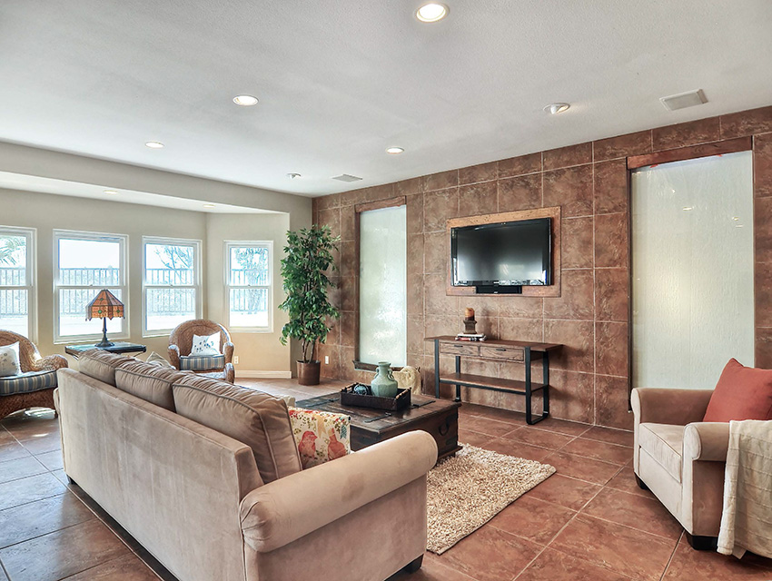 Professional Real Estate Staging After